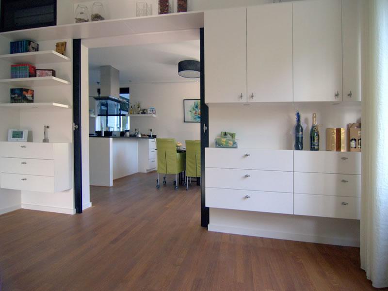 interne verbouwing keuken, badkamer en toilet, Badkamer